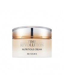 [MISSHA_SE] Time Revolution Nutritious Cream - 50ml (EXP : 2021.12)