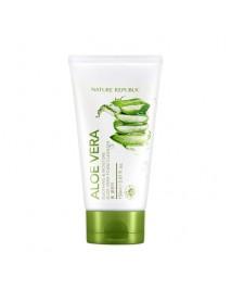 [NATURE REPUBLIC] Soothing & Moisture Aloe Vera Foam Cleanser - 150ml