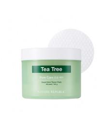 [NATURE REPUBLIC] Good Skin Toner Pads - 160g (66pads) #Tea Tree
