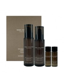 [NATURE REPUBLIC] Snail Solution Skin Care Set - 1Pack (4items)