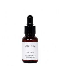 [ONE THING] Jojoba Golden Organic Oil - 30ml