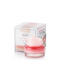 [PETITFEE_PKD] Oil Blossom Lip Mask - 15g #Camelia Seed Oil