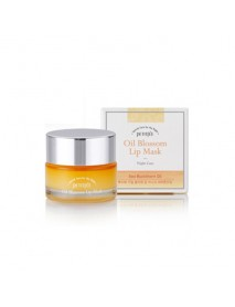 [PETITFEE_PKD] Oil Blossom Lip Mask - 15g #Sea Buckthorn Oil