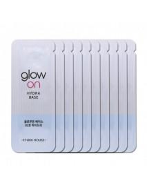 [ETUDE HOUSE_SP] Glow On Base Hydra Samples - 10ea
