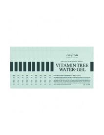 [IM FROM_SP] Vitamin Tree Water-Gel Testers - 10pcs (3g x 10pcs)