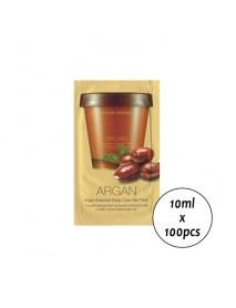 [NATURE REPUBLIC_SP] Argan Essential Deep Care Hair Pack Testers - 100pcs (10ML X 100pcs) [★BUNDLE★]