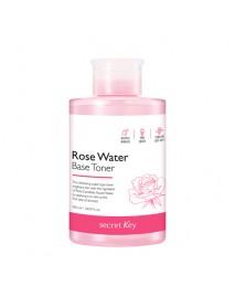 [SECRET KEY] Rose Water Base Toner - 550ml (EXP : 2022. Sep)