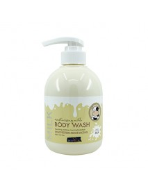 [SKINPASTEL] Soft Milk Body Wash - 500ml