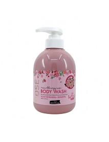 [SKINPASTEL] Aroma Rose Body Wash - 500ml
