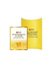 [SNP] Gold Collagen Ampoule Mask - 1Pack(10pcs)