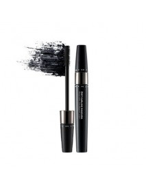 [THE FACE SHOP] 2 In 1 Curling Mascara - 8.5g #Black