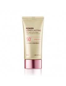 [THE FACE SHOP_SD] Power Long Lasting Pink Tone Up Sun Cream - 50ml (SPF50+ PA++++)