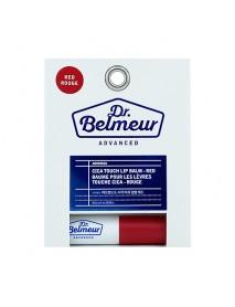 [THE FACE SHOP] Dr. Belmeur Advanced Cica Touch Lip Balm - 5.5g #Red