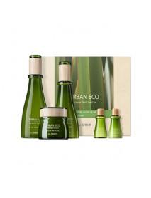 [THE SAEM] Urban Eco Harakeke Skin Care 3 Set - 1Pack (5items) (EXP: 2023.Mar)