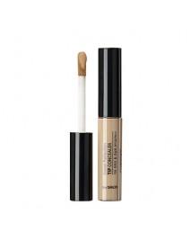 [THE SAEM_50% Sale] Cover Perfection Tip Concealer - 6.5g #Contour Beige