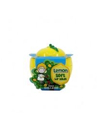 [URBAN DOLLKISS] Lemon Soft Lip Balm - 6g